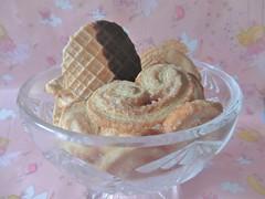 Biscuits (Hannelore_B) Tags: lebensmittel food gebäck plätzchen biscuits cookies weeklythemechallenge macro macromademoiselle