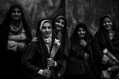 Portraits with flowers, Esfahan 2018 (PaxaMik) Tags: iran iranianpeople esfahan isfahan ispahan travelinginiran travel portraitnoiretblanc portrait blackandwhitephotos iranianportrait black contraste flowers portraitwithflowers sourire douceur sweetness sweety