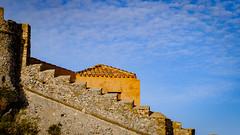 Monemvasia (Ioannisdg) Tags: ioannisdg greece monemvasia ioannisdgiannakopoulos flickr decentralizedadministrationof decentralizedadministrationofpeloponnesewesterngreeceandtheionian gr ithinkthisisart summer travel vacation castle medieval stone rock sea