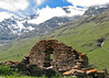 A rénover.... (maxguitare1) Tags: neige nieve neve snow montagne mountain montagna montaña alpage ruina ruined ruine rovina vanoise alpes canon france