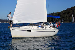 _MG_0229 (flagstaffmarine) Tags: beneteau pittwater regatta 2018 flagstaff marine sydney nsw aus