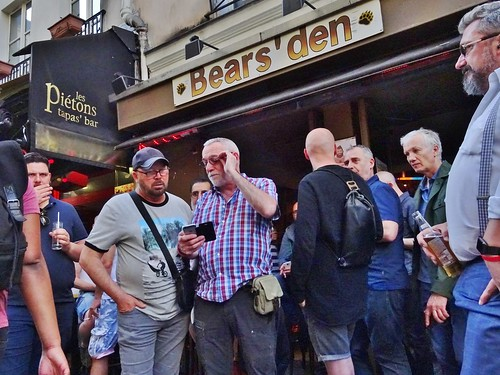 2018-05-07   Paris - Le Bears' Den - 6 Rue des Lombards