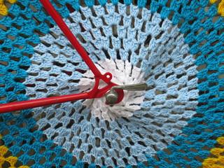 Woolly wheel