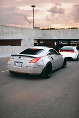DSC_6378 (revitalyzed) Tags: driven drivenshow carshow carmeet parking garage jdm superstreet stancenation cambergang slammedenuff fittedlifestyle mazda lexus nissan acura honda infiniti subaru jeep bmw porsche brz frs gt86 m3 bmwm3 f80 350z z33 widebody rocketbunny pandem is300 2jzgte 2jz 997 porsche997 rc350 rcf e46 skyline gtr r33 rx7 jeepwrangler bagged static brampton mississauga toronto gta ontario canada nikon d610 nikond610 sigma sigma35mm 35mm 50mm depthoffield bokeh visual fade tones contrast sunset vsco vscocam lightroom photoshop facebook instagram