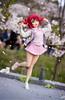 Ruby at High Park (GaleXV) Tags: jfigure bfigure banpresto lovelive lovelivesunshine aqours toyphotography scalefigure prizefigure outdoor sony a6300 sakura cherryblossom highpark highparktoronto spring