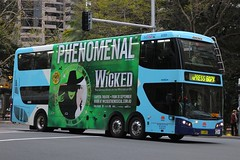 MO-6089, Wynyard, Sydney, September 12th 2014 (Southsea_Matt) Tags: mo6089 6089 route607x bustechcdi hillsbus september 2014 spring canon 60d sigma 1850mm australia newsouthwales sydney wynyard triaxle bus omnibus transport vehicle
