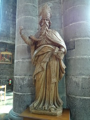 Escultura estatua iglesia interior Colegiata Notre Dame de Dinant Belgica 02 (Rafael Gomez - http://micamara.es) Tags: escultura estatua iglesia interior colegiata notre dame de dinant belgica valonia bélgica