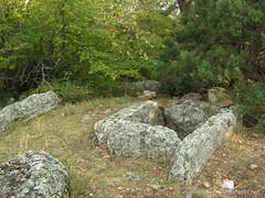 Крим, Таврські могильники на горі Кішка InterNetri Ukraine 2009 116