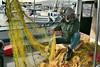 Working day (Arianeta LIB) Tags: fisherman work boat agiosnikolaos crete