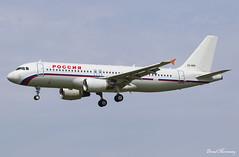 Rossiya A320-200 VQ-BDR (birrlad) Tags: shannon snn airport ireland airbus maintenance rossiya a320214 vqbdr a320 a320200 airtest