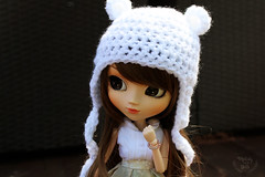 (~ Melody and the dolls ~) Tags: pullip pullips dolls obitsu veritas groove beanie crochet cute