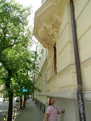 Bratislava '18 (faun070) Tags: bratislava satyrs architecture faun070 dutchguy tourist slovakia