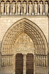 Cathédrale Notre-Dame (olivier.ghettem) Tags: paris france cathédrale religion notredamedeparis notredame architecture iledelacité