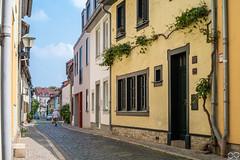 Glockengasse, Erfurt (Sascha Selli) Tags: leica leicam10 voigtländernokton50mmf15vm thüringen deutschland germany europe europa erfurt glockengasse strase street