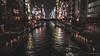 Japan Travels 001 (akashrouth1980) Tags: nightphotography osaka japan nightlights canon70d osakastreets nightsky twilight osakacitylife japanfocus canon70dphotography ultrawide osakanightlife japandiaries urban street nightscape osakariver cityscape dslr japanstagram