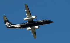 20180523_0596_7D2-200 Air New Zealand Dash 8 ZK-NEM (johnstewartnz) Tags: zknem bombardier dash8 dash8q311 aircraft airnewzealand aviation 70200mm 70200 70200f28 plane aeroplane blackscheme canon canonapsc apsc eos 7d2 7dmarkii 7d canon7dmarkii canoneos7dmkii canoneos7dmarkii