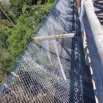 SR 409 Puget Island Bridge platform fencing thumbnail