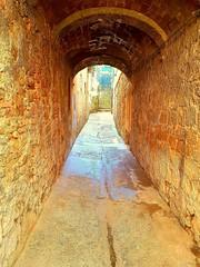 Vicolo, Volterra (PI)