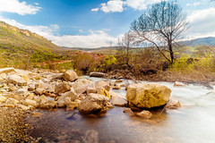 Stone Iinside water001.jpg (Sparkphotopro) Tags: grass rock spring landscape nature water stream hills erbil town silky leaves iraq tree sky inside stones longexposure weed mountain kurdistan branch countryside geology high kurd middleeast north outdoor plant village duhok iq