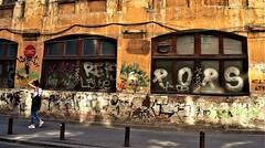 graffiti (andra2344) Tags: graffiti street old bucharest academiei