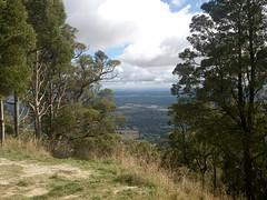 Distant Melbourne (Diepflingerbahn) Tags: mtcorhanwarrabul mountdandenong dandenongrangesnationalpark victoria garminoregon650
