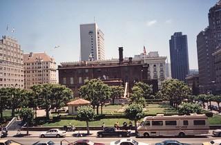 San Francisco California ~ The Pacific-Union Club -  Knob Hill