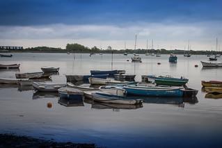 boats at Emsworth (1 of 1)