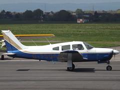 G-TSGA Piper Arrow 28R Private (Aircaft @ Gloucestershire Airport By James) Tags: gloucestershire airport gtsga piper arrow 28r private egbj james lloyds