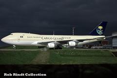 Saudi Arabian Cargo B747-268F/SCD HZ-AIU (planepixbyrob) Tags: saudi arabian arab cargo boeing 747 747200 jumbojet freight ham hamburg kodachrome