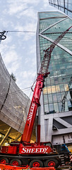 sheedy vertical (pbo31) Tags: sanfrancisco california nikon d810 color may spring 2018 boury pbo31 city urban panoramic large stitched panorama vertical crane sheedy 181fremont fremontstreet terminal transbay construction financialdistrictsouth blue