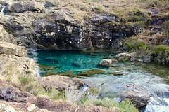 Fairy Pools, Isle of Skye, Scotland. (Chanel Debono) Tags: fairypools isleofskye skye scotland glenbrittle waterfall waterfalls blue crystalclear