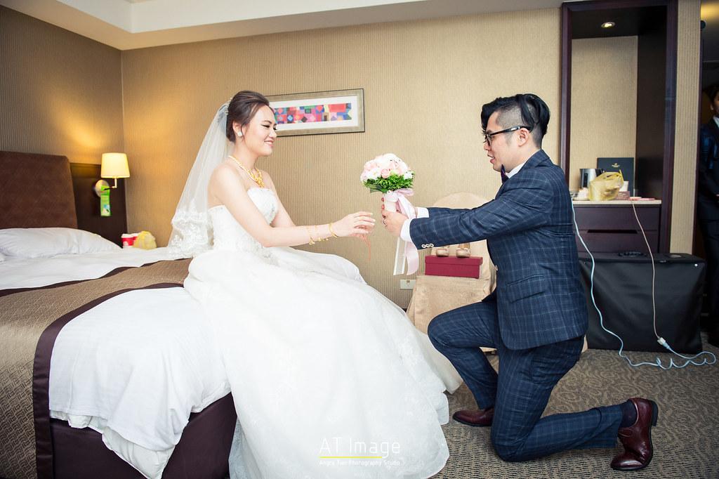 <婚攝> 品勳 & 庭先 / 彭園 新板店