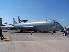 XW664 (IndiaEcho Photography) Tags: xw664 hs nimrod royal air force fairford ffd egva airport airfield base international tattoo 2005 riat iat show airshow aircraft aeroplane aviation military gloucestershire glocs england