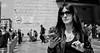 Keep calm and keep texting! (Baz 120) Tags: candid candidstreet candidportrait city candidface contrast street streetphoto streetphotography streetcandid streetportrait rome roma europe women monochrome mono monotone noiretblanc bw blackandwhite urban life primelens portrait people pentax20mm28 italy italia girl grittystreetphotography decisivemoment strangers