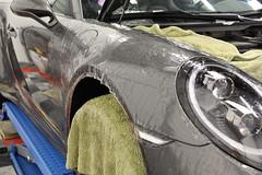 porsche_991_targa_4S_xpel_13 (Detailing Studio) Tags: detailing studio lyon xpel céramique traitement protection film plastique ultimate lavage entretien porsche 991 targa 4s swissvax capote