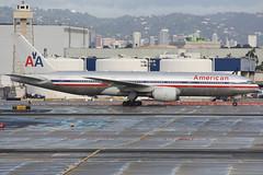 N790AN (dbind747438) Tags: american airlines boeing 777200 n790an los angeles airport