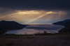 Aigosthena (Johnidis) Tags: aigosthena porto germeno sea natural port clouds sunrays colours greece nature landscape shoreline johnidis nikon d5100 giannis kritikos