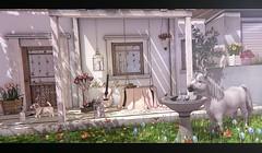 Hello Spring (nannja.panana) Tags: collabor88 epiphanygacha illuminate jian nannjapanana serenitystyle soy tlchomecollection whatnext zerkalo secondlife