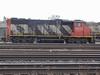 CN Rail 4803 GMD GP38-2(W) In London Yard (drum118) Tags: ontariophoto londonphoto cnrail cnlocomotivefleet cn4803gmdgp382w inlondonyard