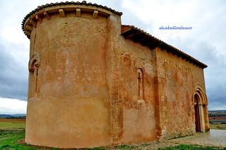 589 - Ermita Virgen de las Lagunas - Villálvaro (Soria) - Spain.