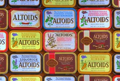 Curiouser and Curiouser (David K. Edwards) Tags: candy container tin altoids cavity dentist breath mint