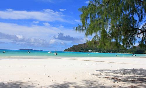 Seychelles water