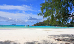 Seychelles water (vic_206) Tags: seychelles beach