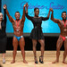 Men's Bodybuilding Lightweight - 2nd Antonio Coulombe 1st Christian Briand