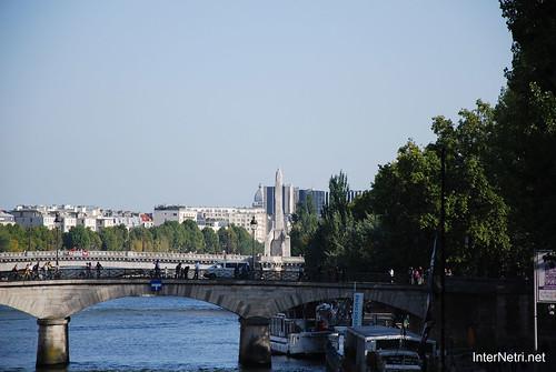 Париж Сена InterNetri  France 113