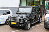 Dutch military police Mercedes G-class (Dutch emergency photos) Tags: politie politi polis polisi polisie polici policie policia polisia police polizei polit politieauto voertuig 4x4 mercedes benz e klasse class eklasse eclass militaire kmar kamar g gklasse gclass koninklijke marechausse amsterdam beveiliging security blauw licht blue light nederland nederlands nederlandse netherlands dutch emergency 112 991 999 911