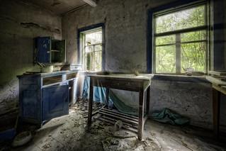 Chernobyl Farmhouse