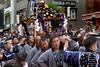 Asakusa Mikoshi.Japan. (Bernard Spragg) Tags: asahusamikoshi japan tokyo festival inokumahamanari hinokumatakenari asia travel lumix sanjafestival shinto soe