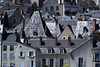 Blois, France (Barrie T) Tags: blois france houses rooftops chimneypots loireriver windows shutters