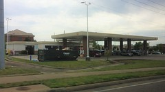 Sedate Shell (Retail Retell) Tags: shell circle k gas station fuel convenience store brick columns new canopy tan brown sedate classy southaven ms goodman road airways boulevard desoto county retail remodel